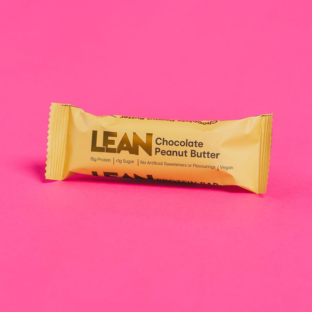 Chocolate Peanut Butter Protein Bar - Single Bar